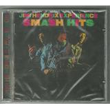 Cd Jimi Hendrix Experience Smash Hits 2010 Sony Lacrado
