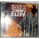 Cd Jimmy Cliff   We All Are One   The Best Of Jimmy Cliff