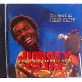 Cd Jimmy Cliff I Can See Clearly Frete Grátis Importado