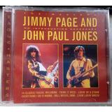 Cd Jimmy Page No Introduction Frete Grátis Importado Led Zep