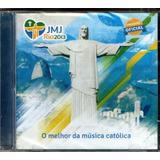 Cd Jmj Rio 2013   O Melhor Da Música Católica