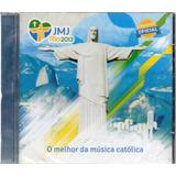 Cd Jmj Rio 2013 O Melhor Da Música Católica Original Lacrado