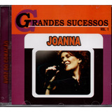 Cd Joanna   Grandes Sucessos Vol  1