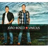 Cd João Bosco E Vinícius   Constelações