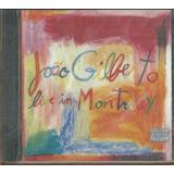 Cd João Gilberto Live In Montreux 1986 Edição 2003 Lacrado