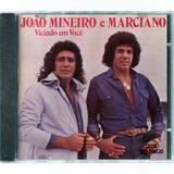 Cd João Mineiro E Marciano 1983   Leia O Anúncio