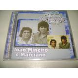 Cd João Mineiro E Marciano Classico Sertanejo Vol 2