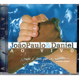 Cd João Paulo E Daniel   Ao Vivo
