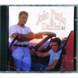Cd João Paulo E Daniel Vol 6 Alguem   1995 Original Lacrado