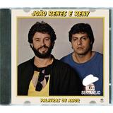 Cd João Renes E Reny 1985   Palavras De Amor   Leia  Anúncio