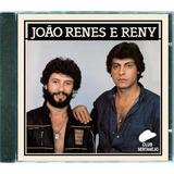 Cd João Renes E Reny 1987   Ausência   Leia O Anúncio