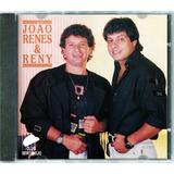 Cd João Renes E Reny 1991   Multidão   Leia O Anúncio