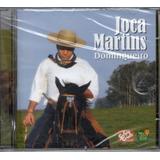 Cd Joca Martins Domiingueiro   Lacrado