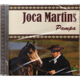Cd Joca Martins Pampa   Lacrado