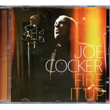 Cd Joe Cocker   Fire It Up