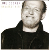 Cd Joe Cocker   Greatest Hits   Novo Lacrado