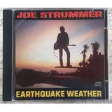 Cd Joe Strummer Earthquake Weather Frete Grátis Importado