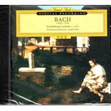 Cd Johann Sebastian Bach 1685   750