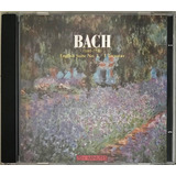 Cd Johann Sebastian Bach English Suite N 1   C9