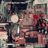 Cd John Butler Trio Flesh And Blood
