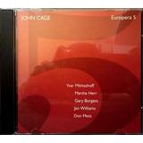 Cd John Cage   Europera 5
