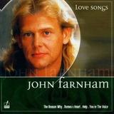 Cd John Farnham Love Songs