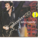 Cd John Fogerty   Premonition   Novo