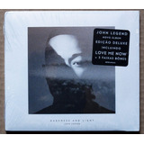 Cd John Legend   Darkness And Light Edição Deluxe Lacrado