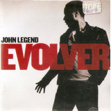 Cd John Legend   Evolver   Novo
