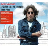 Cd John Lennon   Power To The People The Hits