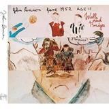 Cd John Lennon   Walls And Bridges   Original E Lacrado Novo