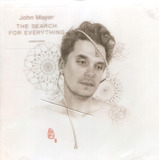 Cd John Mayer   The Search For Everething   Novo Lacrado