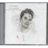 Cd John Mayer   The Search For Everything