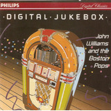 Cd John Williams And The Boston Pops   Digital Jukebox