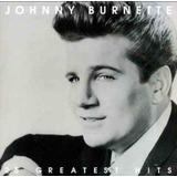 Cd Johnny Burnette   25 Greatest Hits