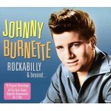 Cd Johnny Burnette Rockabilly And Beyond
