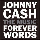 Cd Johnny Cash The Music Forever Words Original Lacrado 2018