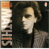 Cd Johnny Mathis   A Personal Collection Vol  4   Novo