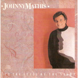Cd Johnny Mathis   In The Still Of The Night   Novo