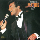 Cd Johnny Mathis   Live   Novo Deslacrado