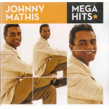 Cd Johnny Mathis   Mega Hits   Novo Lacrado