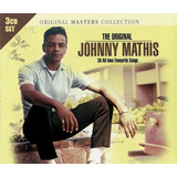 Cd Johnny Mathis   The Original  box 3 Cds