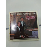 Cd Johnny Mathis And Henry Mancini   The Hollywood Musicals