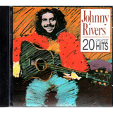 Cd Johnny Rivers   20 Greatest Hits Hits