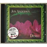 Cd Jon Anderson Deseo 1994   B3