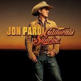 Cd Jon Pardi California Sunrise