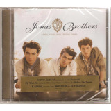 Cd Jonas Brothers Lines Vines And Trying Times   Orig Lacrad