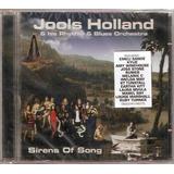 Cd Jools Holland E His Rhythm E Blues Orchestra   Sirens Of