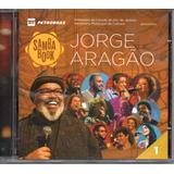 Cd Jorge Aragão   Samba Book   Cd 1   Jbm