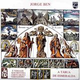 Cd Jorge Ben   A Tábua De Esmeralda